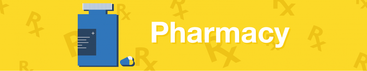 Pharmacy banner image